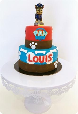 Cake Design Pat Patrouille