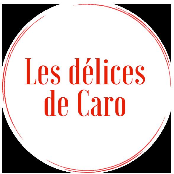 logo transparent Les Délices de Caro