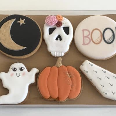 Box Halloween
